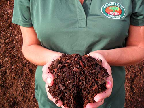 Contact Reliable Peat Company
