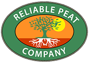 Reliable Peat Company Logo